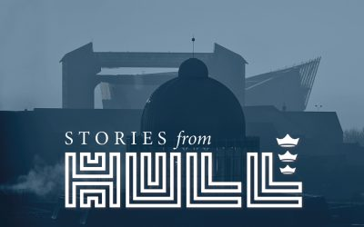 COME AND TELL US YOUR HULL STORIES.